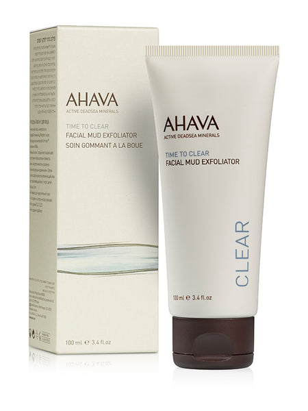 Ahava - Facial Mud Exfoliator - Dead Sea Cosmetics Shop