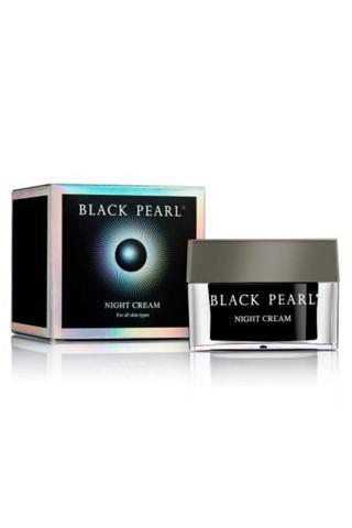 Black Pearl Night Cream - Dead Sea Cosmetics Shop