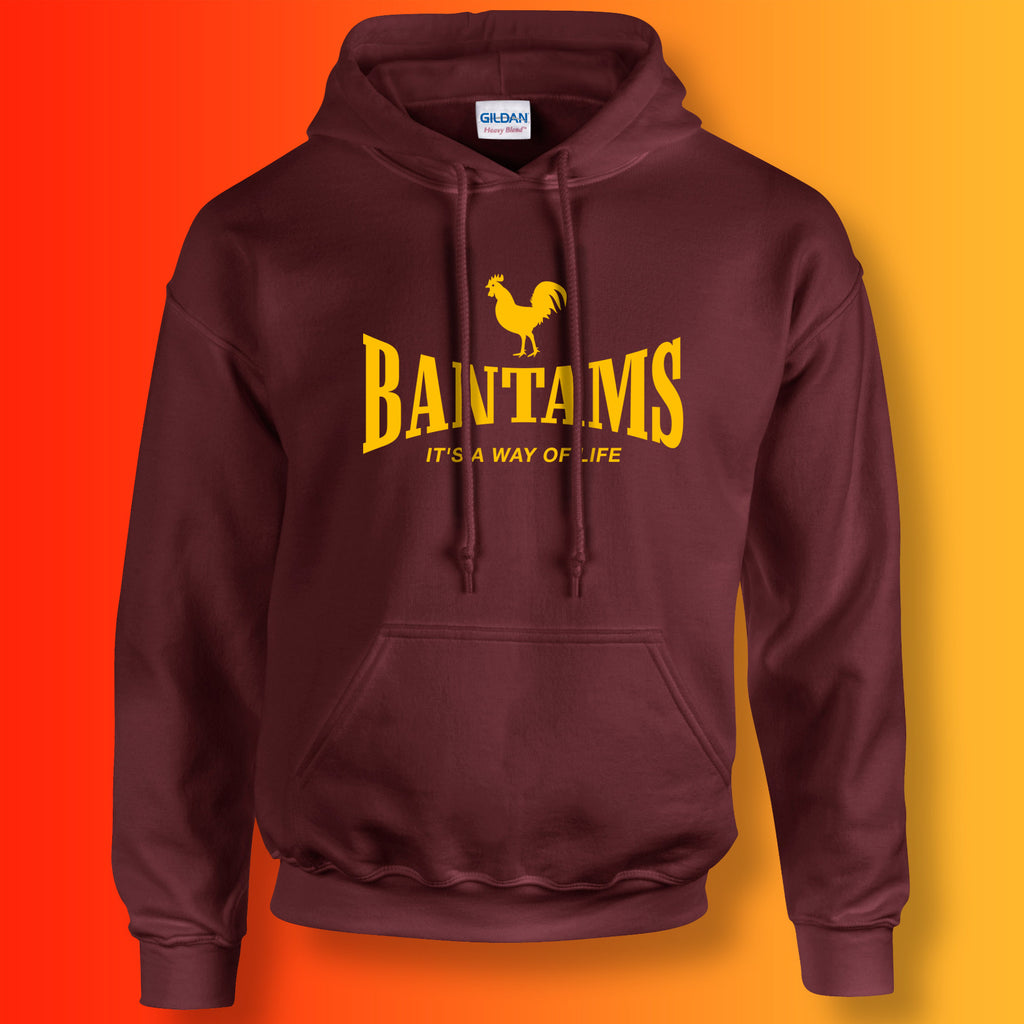 Bantams It's a Way of Life Hoodie