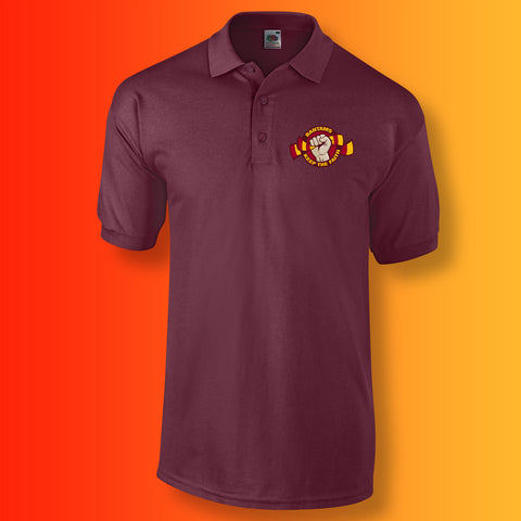 Bantams Keep The Faith Polo Shirt