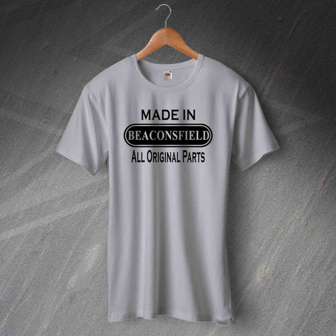 Made In Beaconsfield All Original Parts Unisex T-Shirt