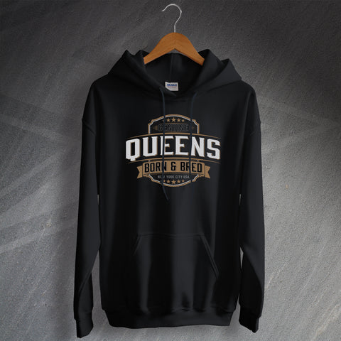 Genuine Queens Born and Bred Unisex Hoodie