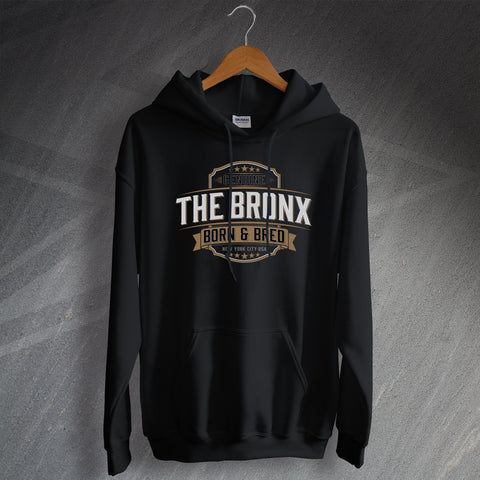 Genuine The Bronx Born and Bred Unisex Hoodie