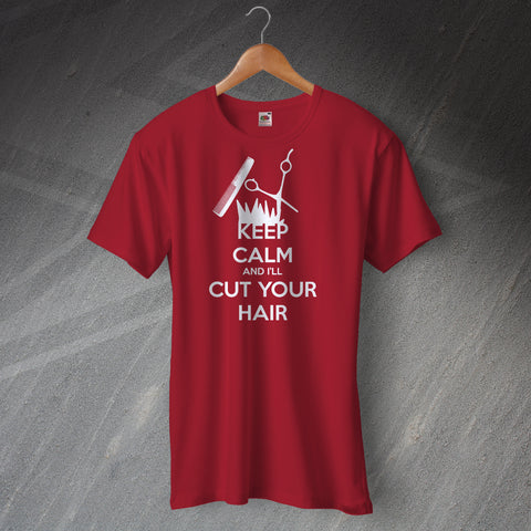 Hairdresser T Shirt