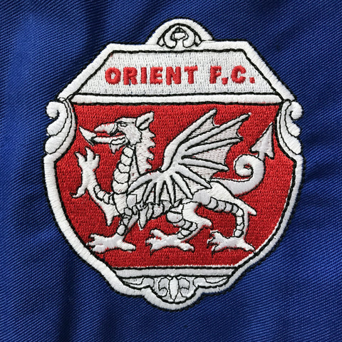 Orient Embroidered Badge