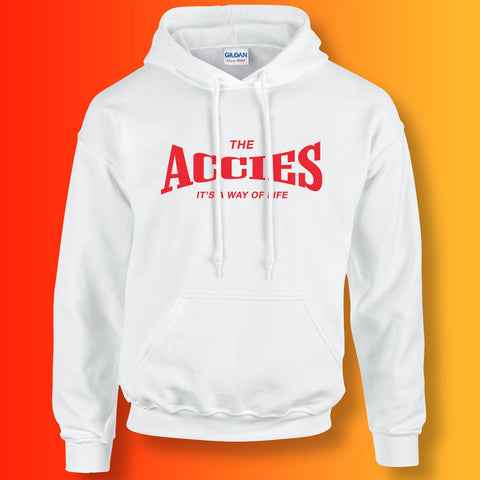 The Accies Hoodie with It's a Way of Life Design