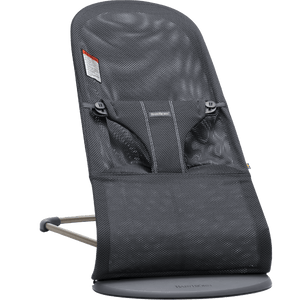 Baby Bjorn Bouncer Bliss-Anthracite Mesh