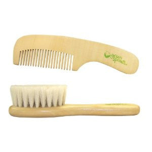 Green Sprouts Brush & Comb Set