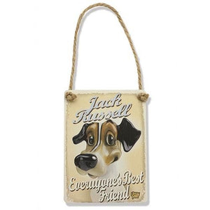 Decoratiune metal Jack Russel - PetGuru Pet Shop by Vetomed  - 1