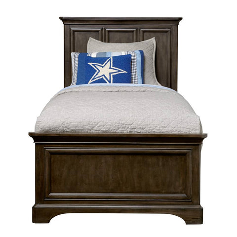 Chelsea Square Panel Bed
