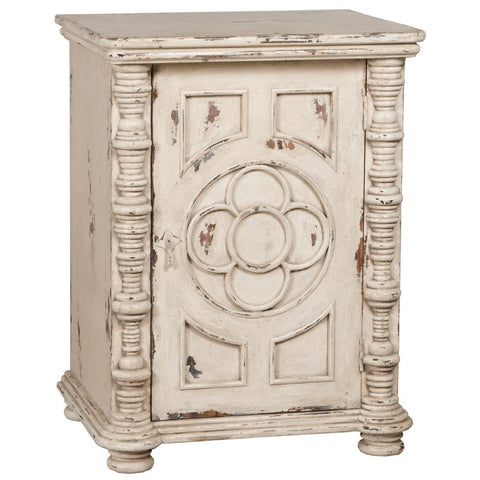 French Country Westminster Side Cabinet
