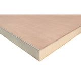 Ecotherm Eco-Deck Insulated Decking Board  - 136mm (130mm + 6mm PLY)