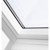 VELUX GGU PK08 0070 White Polyurethane Centre-Pivot Roof Window (94 x 140 cm)