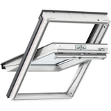 VELUX GGU White Polyurethane Centre-Pivot Roof Windows