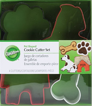 Dog Themed Cookie Cutters