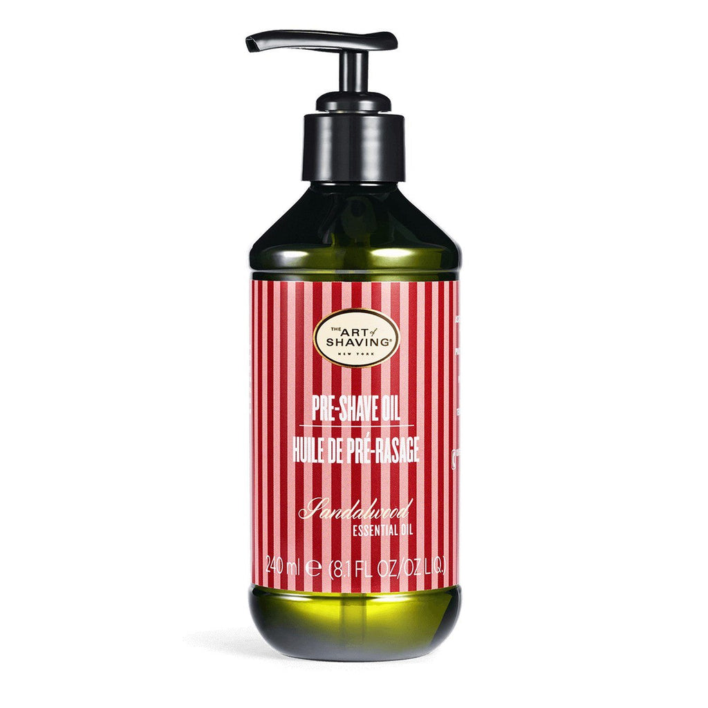 The Art of Shaving Pre-Shave Oil Pre Shave The Art of Shaving Sandalwood 8.1 fl oz (240 ml)