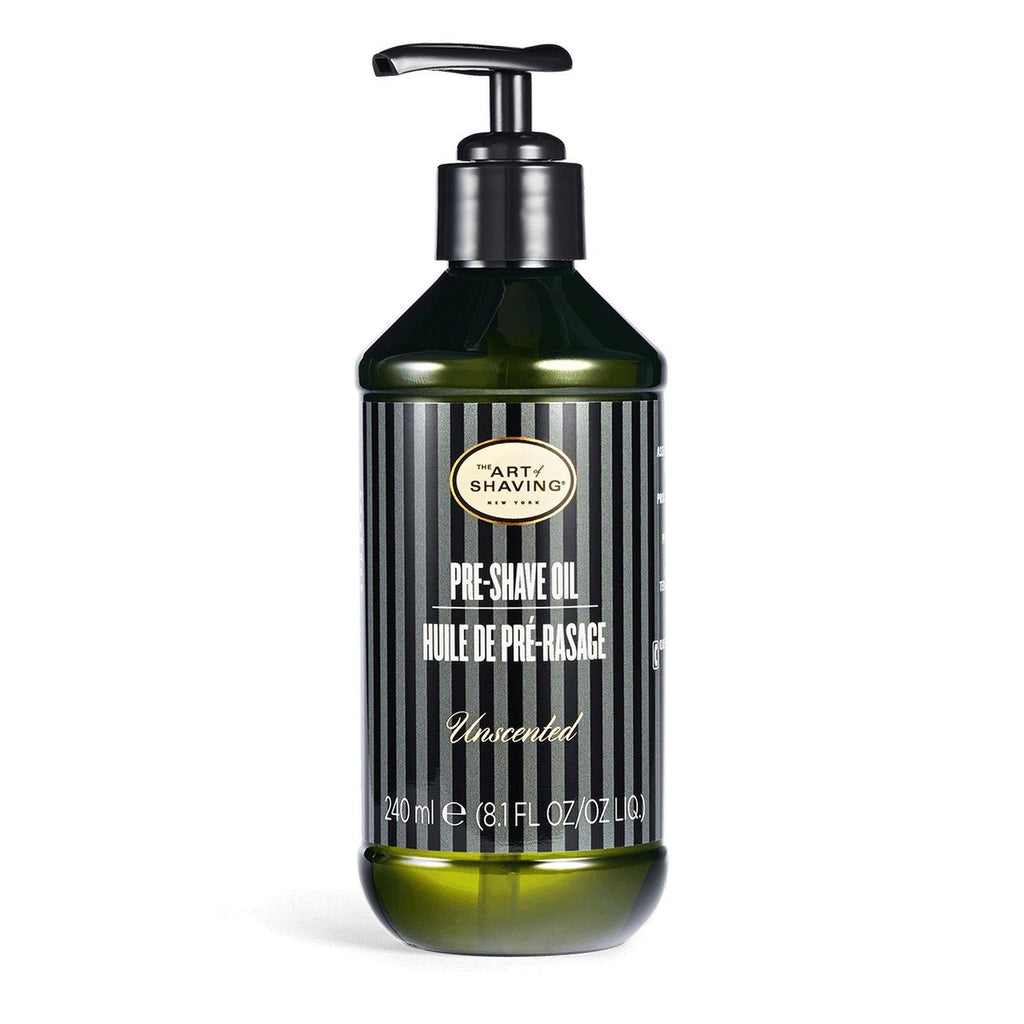 The Art of Shaving Pre-Shave Oil Pre Shave The Art of Shaving Unscented 8.1 fl oz (240 ml)