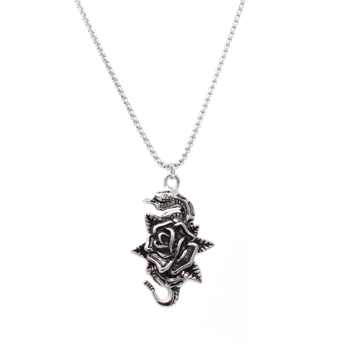 Threat Necklace - Silver