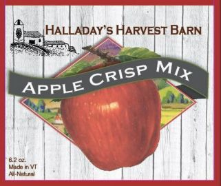 Apple Crisp Mix