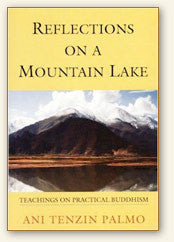 Book - Reflections on a Mountain Lake