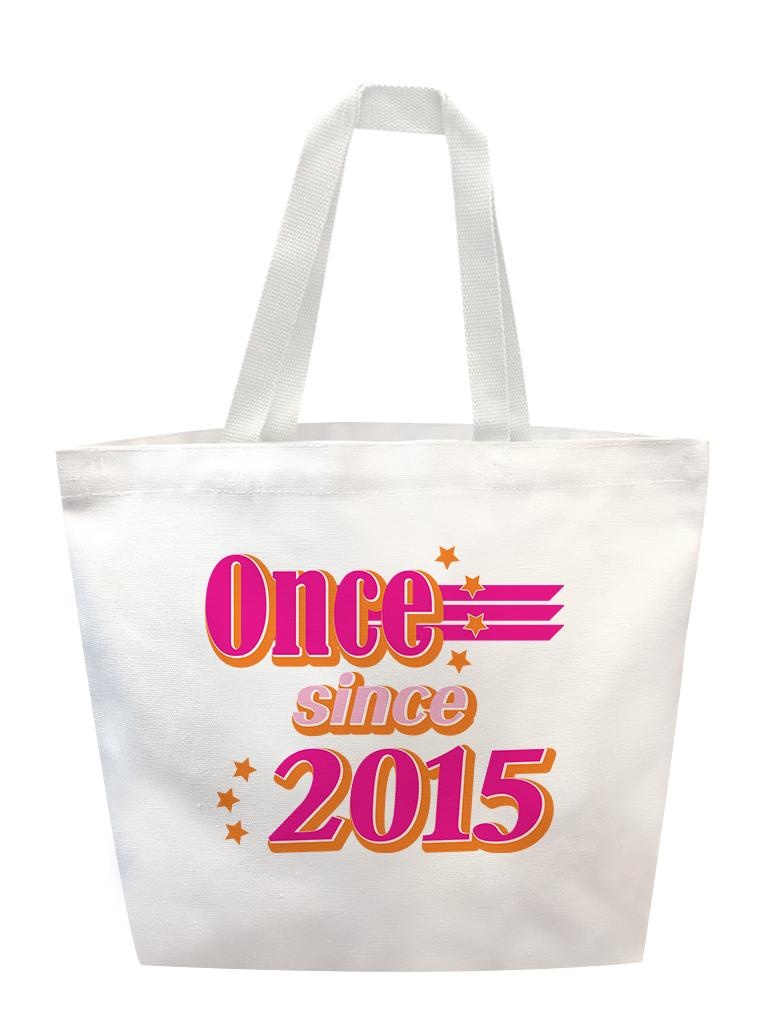 ONCE 2015 Tote