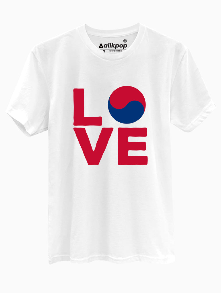 Korea LOVE Tee