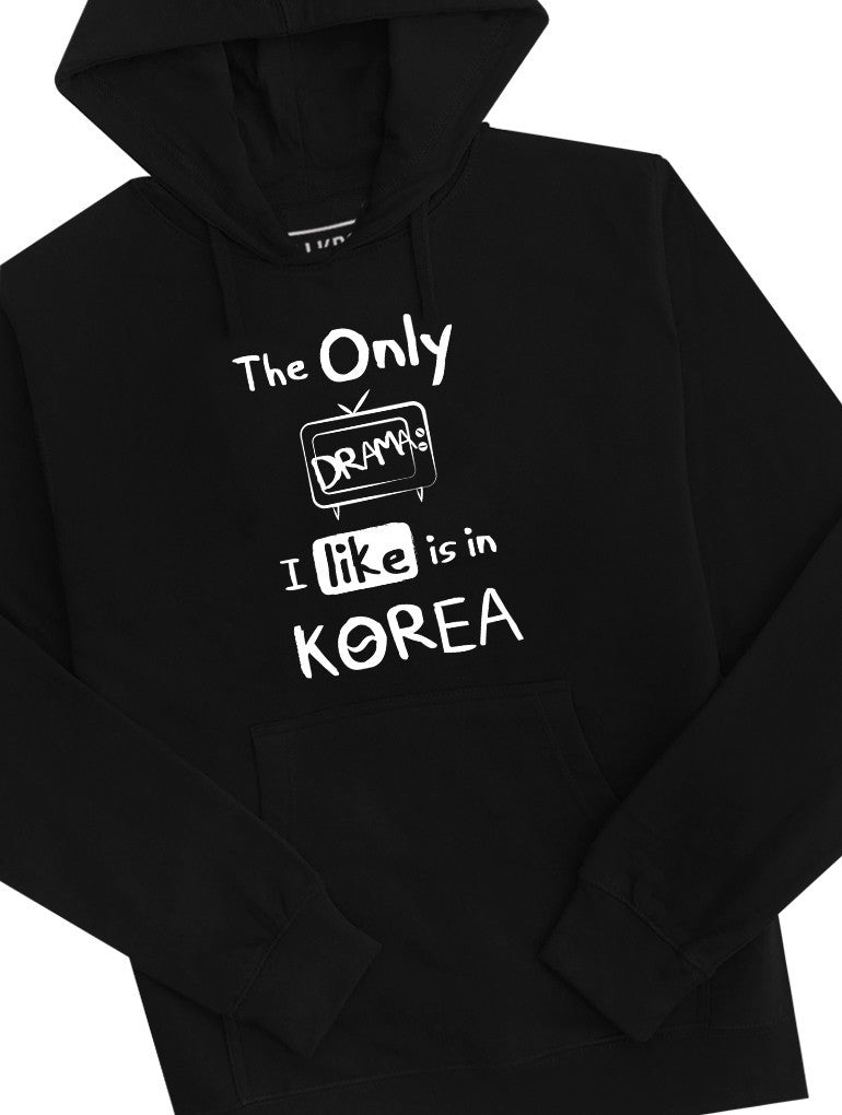Only Drama Hoodie