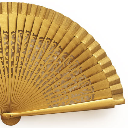 Modern Hand Fan CC9073GD