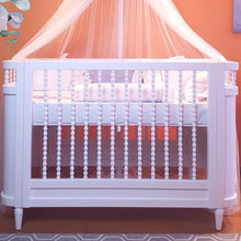 Load image into Gallery viewer, Bambigarden selection Victoria Cot/Bed-White เตียงไม้สีขาวรุ่น Victoria