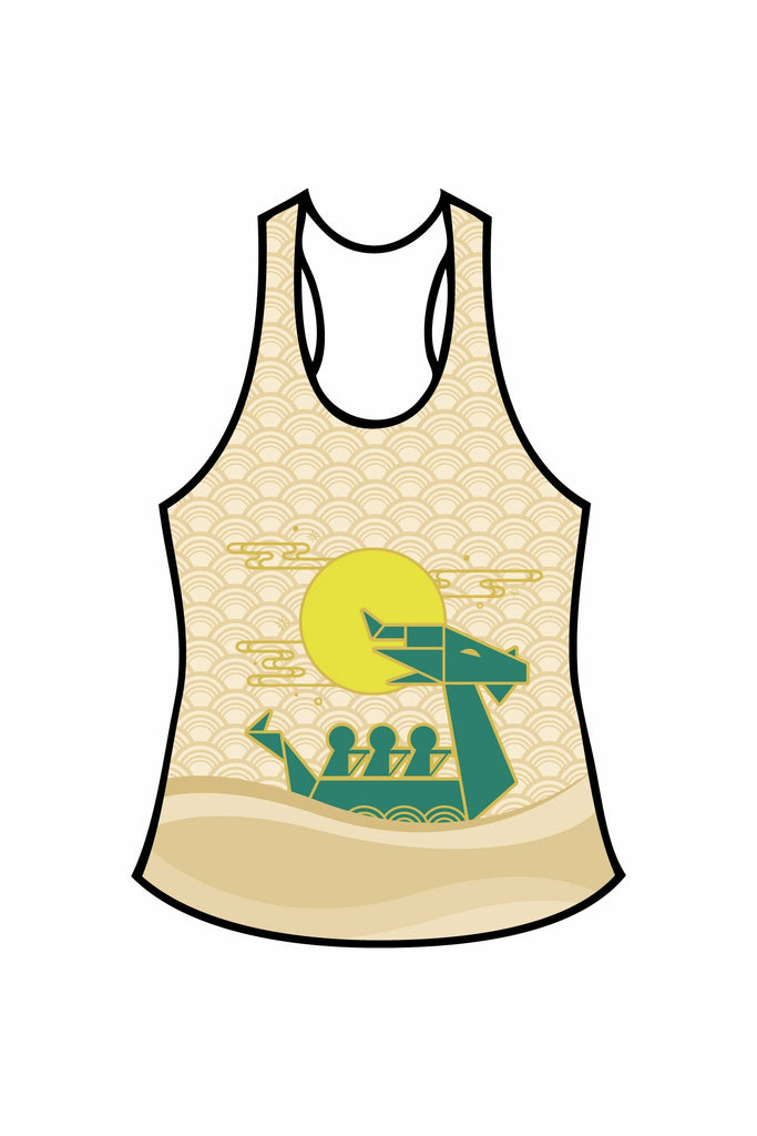 2018 Harrison-DBR Women's Athletic Tank Top