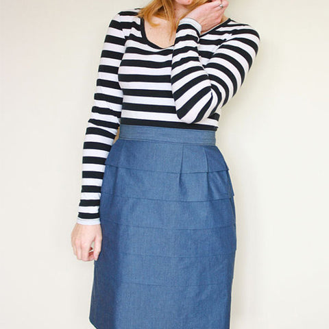 Dalloway Dress and Skirt