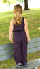 Paneled Sunsuit