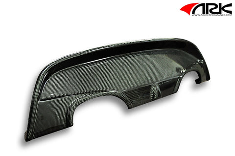 ARK Performance Hyundai Veloster Carbon Rear Diffuser