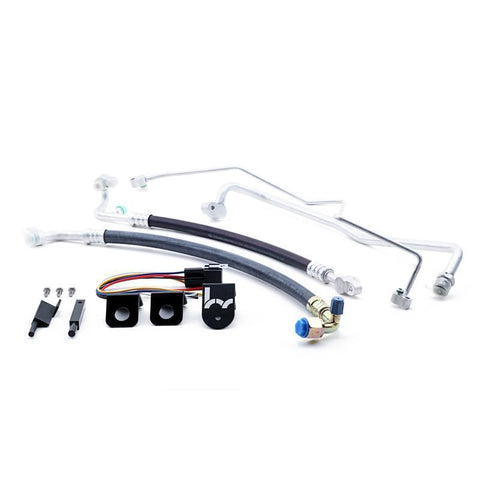 Hybrid Racing K-Series Swap Air Conditioning Kit (96-00 Civic EK)