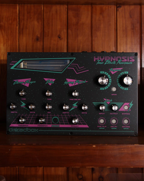 Dreadbox Hypnosis Time Effects Processor Multi-Effect