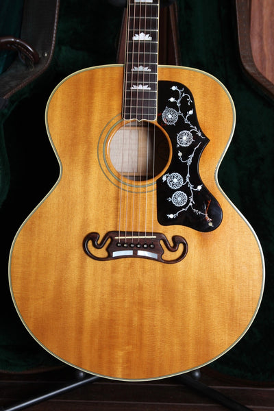 Gibson SJ-200 Antique Natural Acoustic Guitar 1993 Pre-Owned