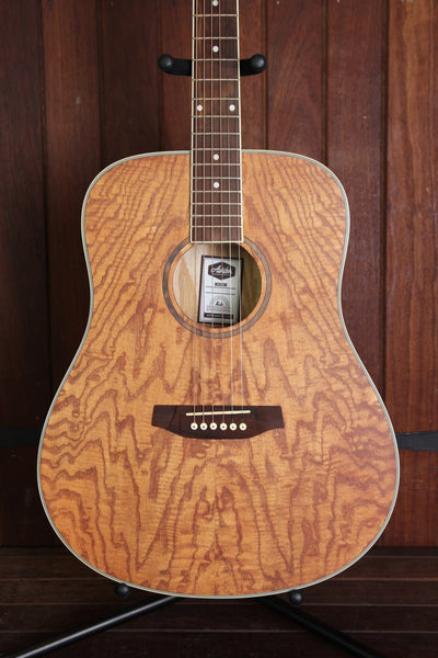 Ashton D26EQ-ASH Dreadnought Acoustic Guitar