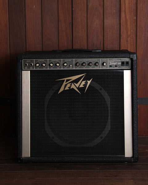Peavey Triumph 120 Valve Combo USA Made Pre-Owned