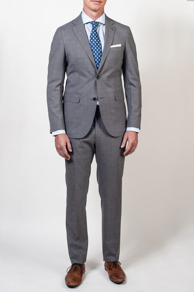 Vanquish Mid Grey Stretch Separates Jacket