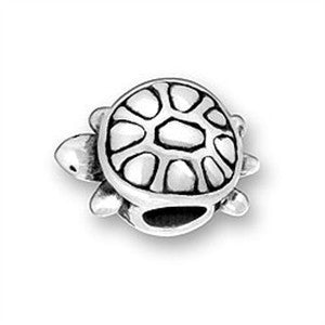 Turtle Large Hole Bead
