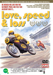 Love Loss And Speed (film) (DVD)