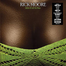Rick Moore - Better off with the Blues (CD)