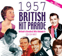 The 1957 British Hit Parade Part 2 (CD)