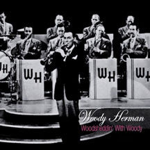 Woody Herman - Woodsheddin' With Woody (CD)
