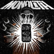 Monolith - Against The Wall Of Forever (CD)