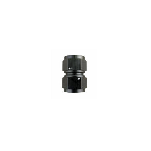 Squirrelly Performance Swivel Female-to-Female Coupler | -3an | Black