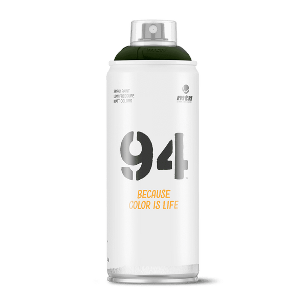 MTN 94 Spray Paint - Borneo Green | Spray Planet