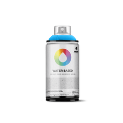 MTN Water Based 300 Spray Paint - Cerulean Blue (WRV-217)