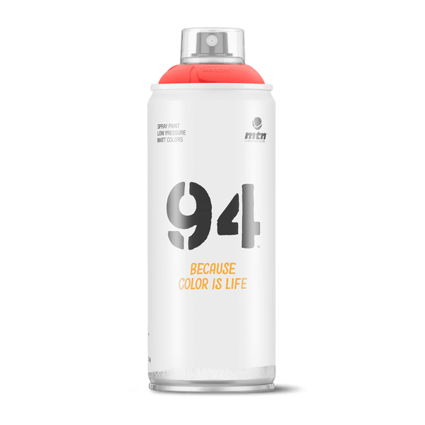 MTN 94 Spray Paint - Fever Red | Spray Planet