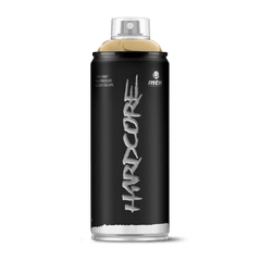 "MTN Hardcore Spray Paint - <div style=""color:black;"">Gold</div>"
